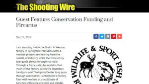 Shooting wire headline
